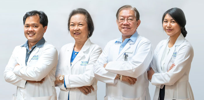 nobhill medical team